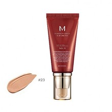 Missha M Perfect Covering BB Cream SPF42 PA+++ No.23 Natural Beige Blemish coverage and Power Long Lasting the best Seller