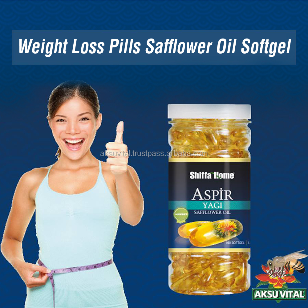 Carthamus tinctorius Magic Slim Weight Loss Pills CLA Safflower Oil Capsules with L Carnitine Supplements Exporter Zuschlag ...