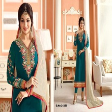 salwar kameez designs for semi stitching