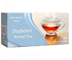 Diabetes Herbal Tea Only in Private Label | Wholesale | White Label
