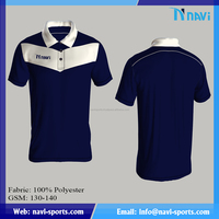 Top Quality 100 polyester polo shirt, Men polo t-Shirts