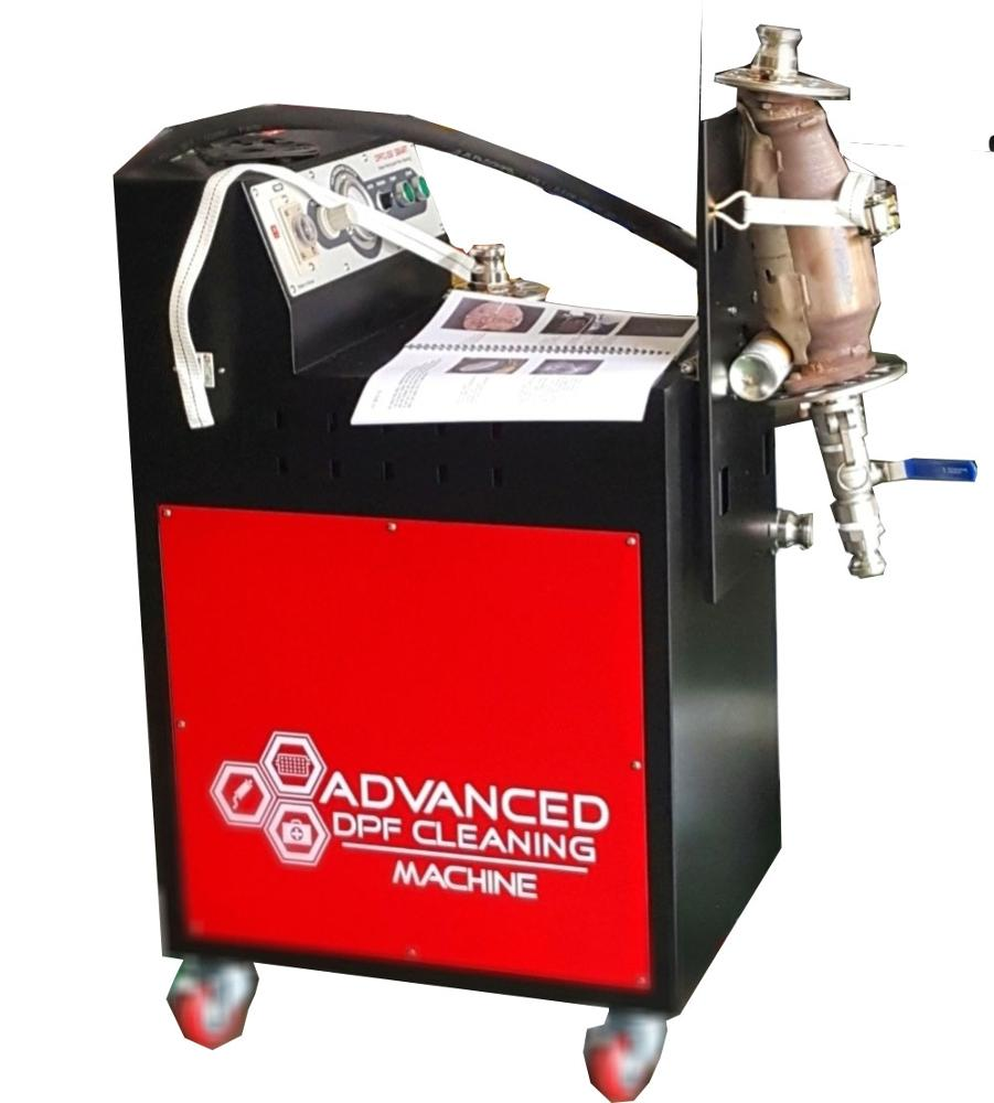Mini Dpf Cleaning Machine Dpfc 500 Smart Dpf Cleaner For Cars