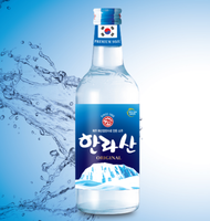 Korean Drink hanrasan SOJU: EVERYTHING YOU NEED TO KNOW ABOUT KOREA'S NATIONAL DRINK