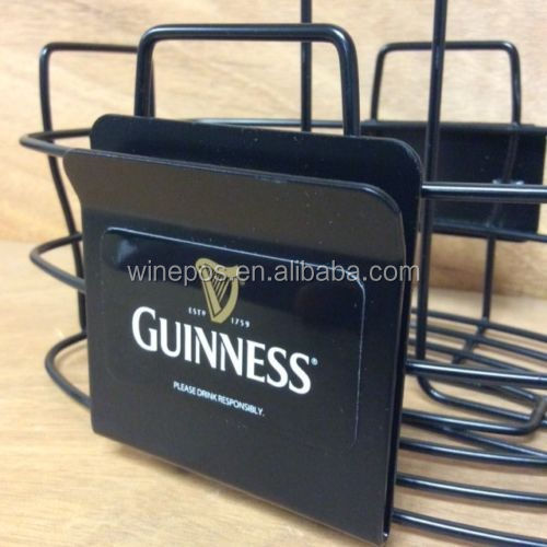 Wire Table Caddy, Condiment Holder, guinness condiment holder