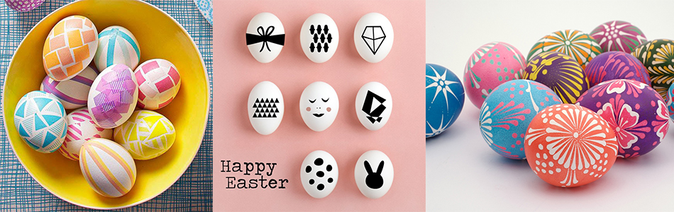Holiday Decoration Easter Eggs Paint Marker Pens