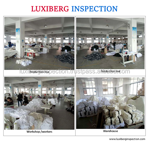 Third Party Inspection Agency in Jiangsu / Factory Audit and Product Quality Inspection Services in Huaian / Experienced QC