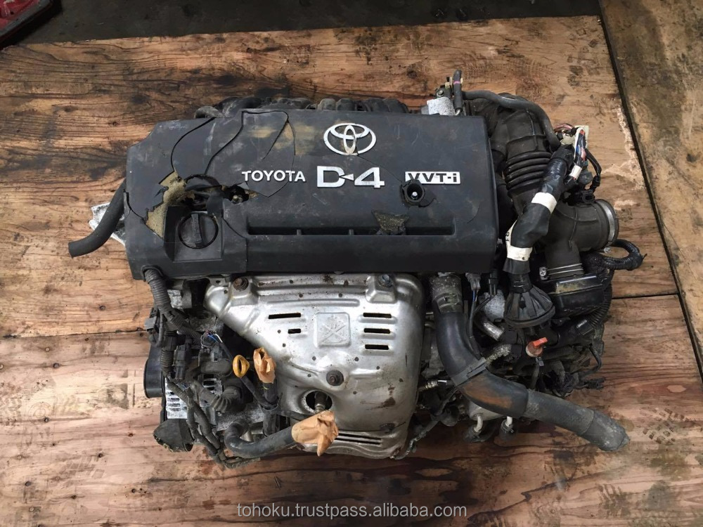 Used Engine Toyota 2AZ a/t 2wd (cpu D4) | Japanese used auto parts/used engine of toyota/used car engine/used gasoline engine