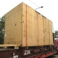 wooden crates exported from vietnam