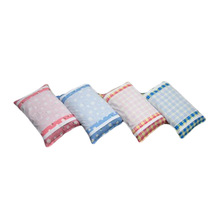 wholesale japan bed woven pillow with buckwheat shells