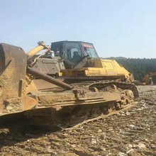 D375A-3 KOMATSU used crawler bulldozer Japan's original used cheap bulldozer in shanghai for sell