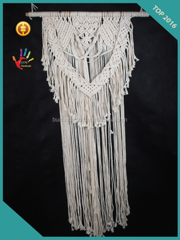 NEW 2017 Hand Woven Wall Hanging Macrame Indoor Decoration