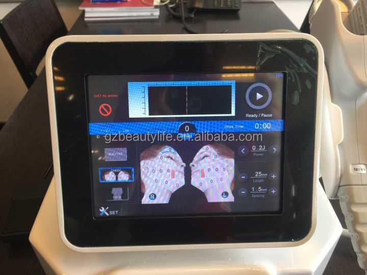 NEWEST OEM distributor HIFU beauty machine for face and body
