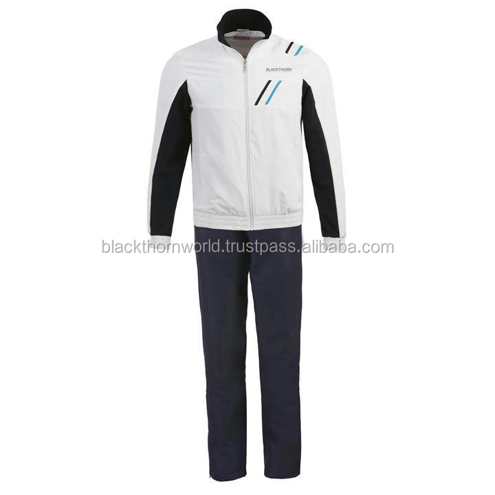 Polyester cotton sports and running wholesale track suit, for custom brands and importers in Europe, USA, Australia and Russia