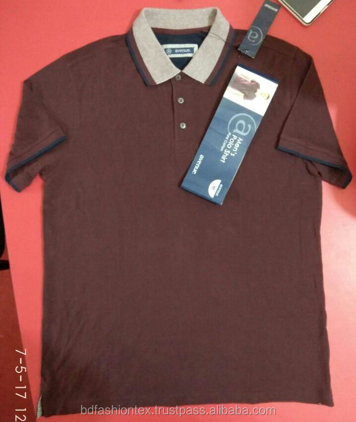 New Style Branded short sleeve polo shirt slim fit