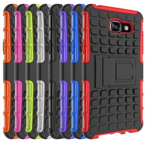Rugged Dual Layer Hybrid Kickstand Case Back Cover For OnePlus Mobile Phones 30