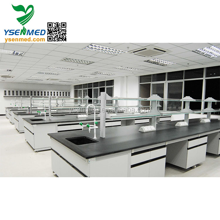 Science laboratory furniture work station school lab furniture prices laboratory equipments working bench