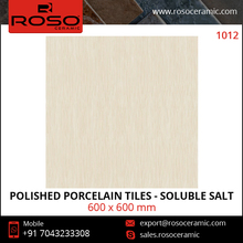 Superior Antibacterial High Gloss Finish Polished Porcelain Tiles