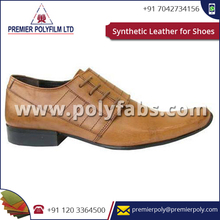 Leading Supplier Of An Exclusive Assortment Of Synthetic Leather For Shoes
