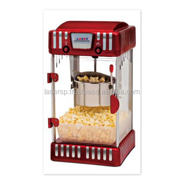 Vintage Popcorn Machine Hot Sale 2.5 oz to 8 oz