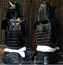 Wearable Japanese samurai armor for looking for distributor in Singapore samurai armor