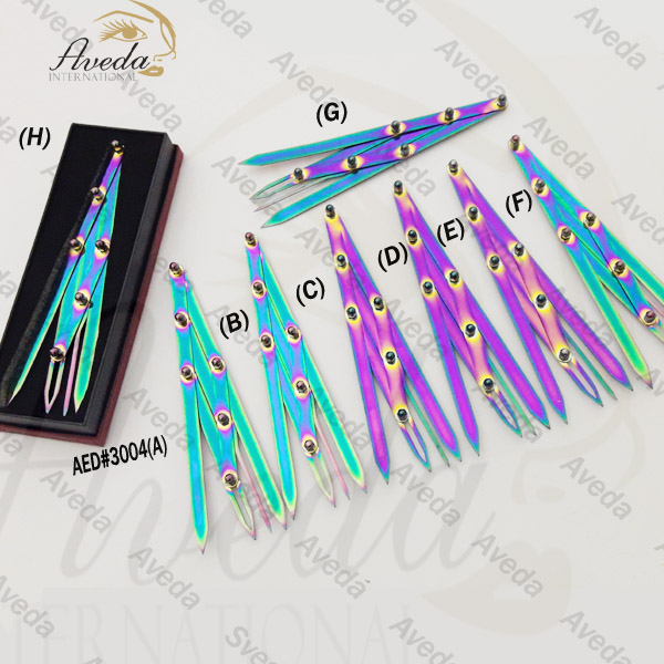 2017 New Design Rainbow Eyebrow Divider / New Style / Design Very Hot / With Packing From Aveda international