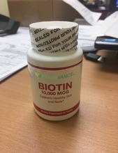 Biotin for Hair,Skin & Nails 10,000