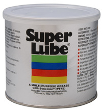 Super Lube Multi-Purpose Synthetic Grease with Syncolon (PTFE)