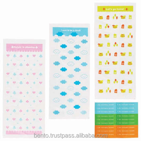 Fom Japan Food New Idea gift wrap for Restaurant or Retail Online Shop