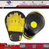ASHWAY Thai Kick Boxing Strike Curved Arm Pad MMA Focus Muay Punch Shield. Curved Thai Pad with Stabilizing Channel