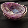 NATURAL STONE AMETHYST BOWLS /SINGING BOWLS WHOLESALE GEMSTONE BOWL/BOWL