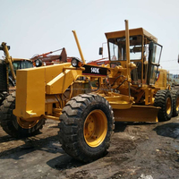 Very good quality motor grader Cat 140k /used motor grader CAT 140K with good condition