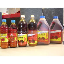 100% pure CP 10 crude palm oil for cooking