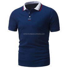 Polo Shirts made of Pakistan 100% Polyester Cotton Polo Shirts OEM Low MOQ Scoop Shirts Manufacture