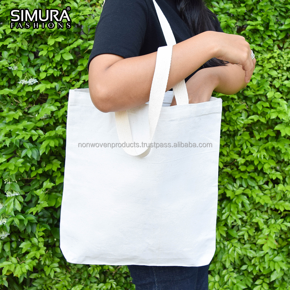 Everyday Use Cheap Cotton Shopping Bag