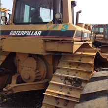 used bulldozers d6 Japanese cheap bulldozer caterpillar d6 /d6c /d6d for sale , CAT D6 used bulldozers