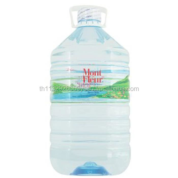 Natural mineral water 100 %