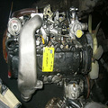 USED JAPANESE CAR DIESEL ENGINE 5L CS 5SP 4WD TOY HIACE