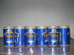 Tiger Beer In Cans 330ml From Africa