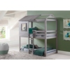 children bunk bed/solid wood bunk bed/cheap bunk beds