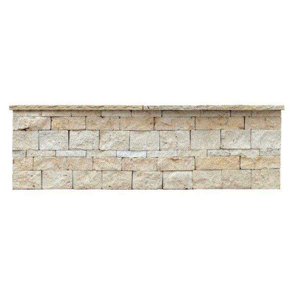 Classic Travertine Wall Stone