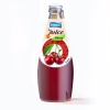 Wholesale 290ml Glass Bottle 100% Natural Cherry Fruit Juice