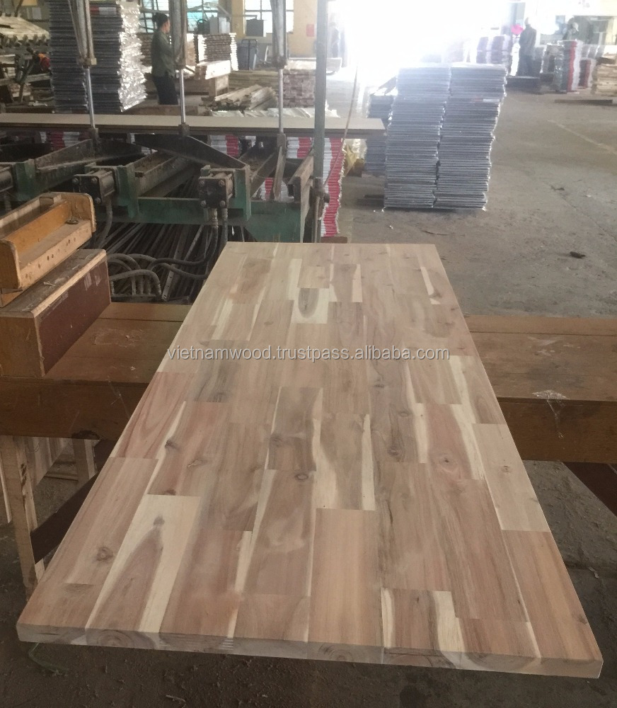 vietnam natural acacia solid wood boards high quality 26 joint stock company