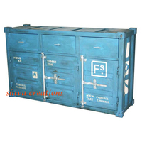 Industrial container design furniture