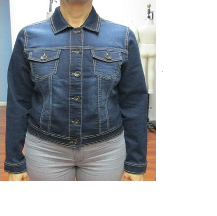 Fashionable Ladies jeans jacket
