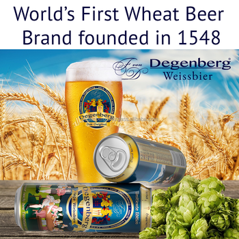 Original Gemany Made German Wheat Beer In Kegs And Cans