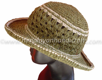 Wire Brim Hat HCWB 0051