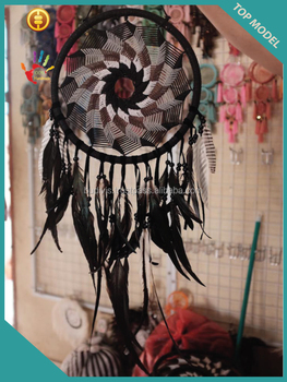 NEW! DIY Bohemian Boho Dream Catcher Macrame Hanging