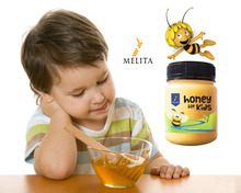 100% Pure Organic Healthy New Zealand Honey for Children