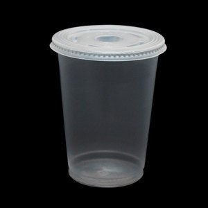 16Oz Disposable Plastic Pp Drinking Beer Cup