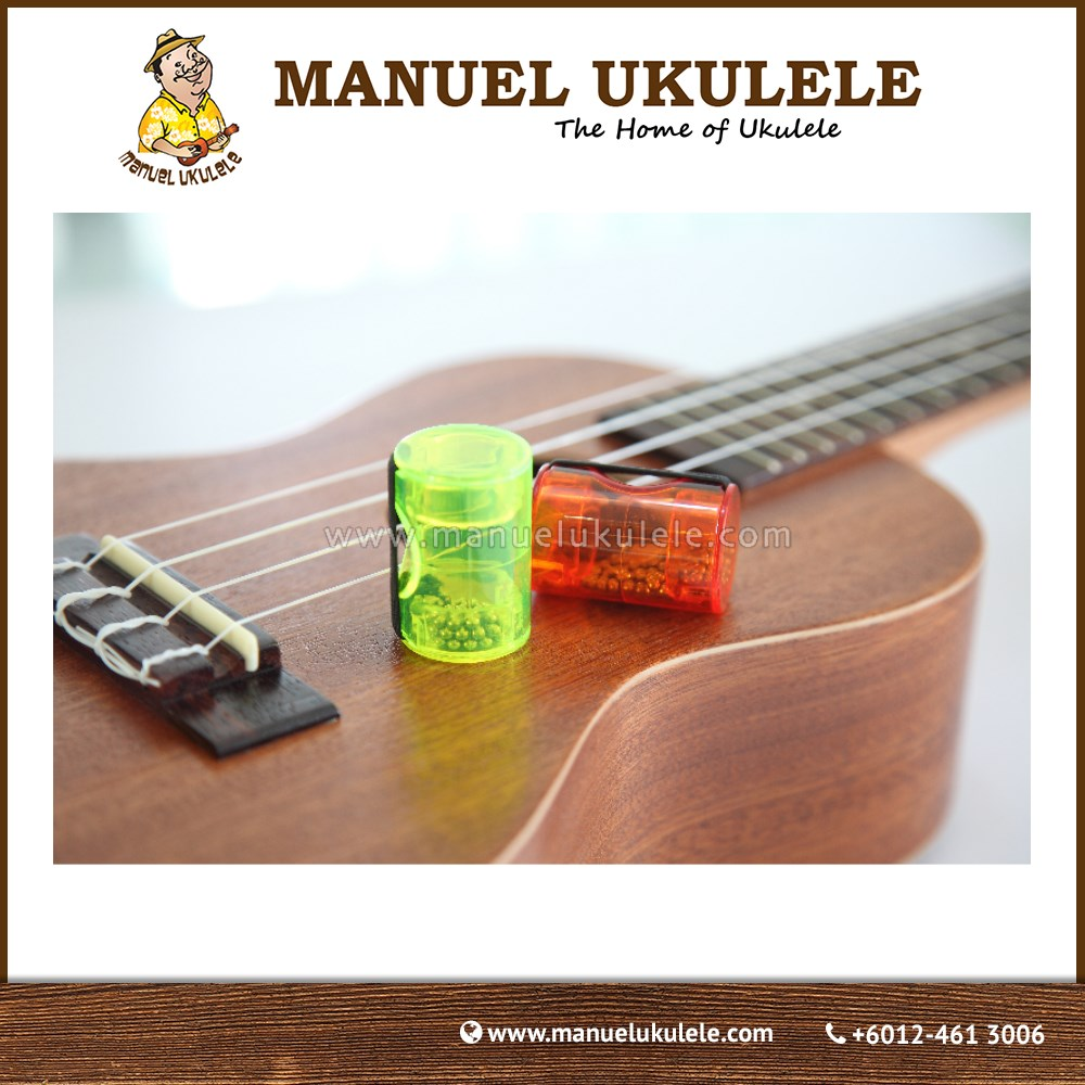 Ukulele Mini Finger Shaker